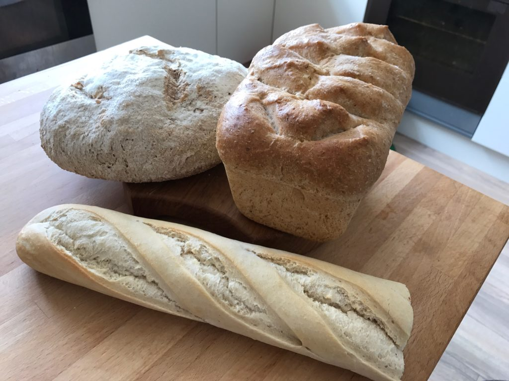 When comparing home-baked to shop bought, there's really no contest!