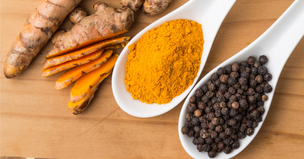 Turmeric and black pepper are a potent combination! (Credit: The Life Extension Blog)